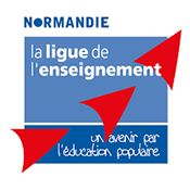 Logo - La Ligue de l'enseignement de Normandie