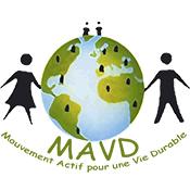 Logo - MAVD – Mouvement Actif pour une Vie Durable