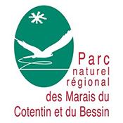 Logo - PNR des Marais du Cotentin et du Bessin