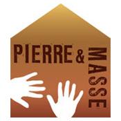 Logo - Pierre et Masse