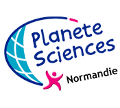 Logo - Planète Sciences Normandie