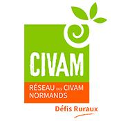 Logo - Réseau des CIVAM normands