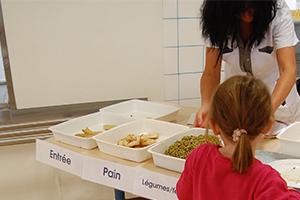 projet Réduire le gaspillage alimentaire