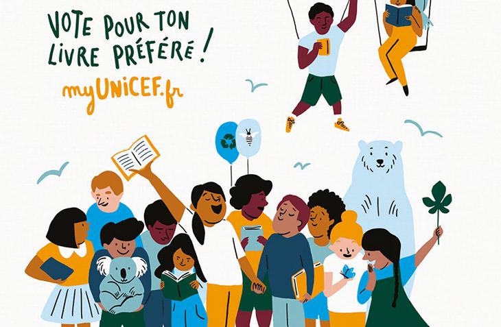 le graine normandie - 5e édition du Prix UNICEF de littérature jeunesse : « Objectif Terre : lisons pour la planète ! »