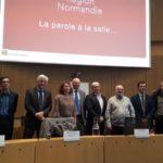 le graine normandie - Changement climatique: les enjeux et défis du GIEC régional